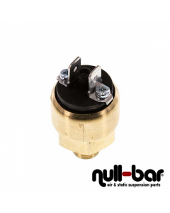 Druckschalter 1-10 bar (NC / schwarz)