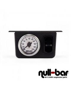 Air Lift 26161 - Druckanzeige 200 psi mit pneumatischem Wippschalter