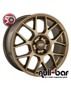 BBS XR   8,5x19 ET 38 - 5x112 82,0 matt bronze