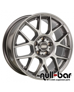 BBS XR   8,5x20 ET 32 - 5x120 82,0 platinum silver