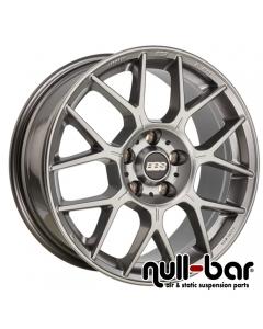BBS XR   8,5x20 ET 40 - 5x114,3 82,0 platinum silver