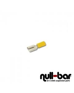 Flachsteckhülse 9,5mm
