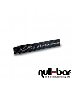 null-bar Zollstock