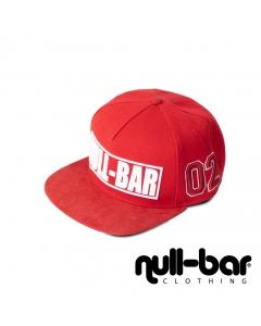 null-bar 'we ride low' Cap