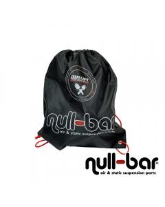 null-bar x Air Lift Performance Beutel