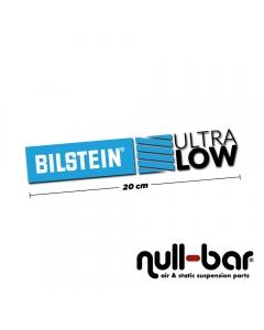 Bilstein Ultralow sticker